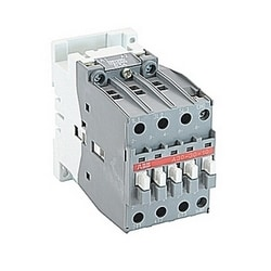 3 pole, 55 amp, non-reversing across the line contactor with 208V AC coil and 1 NO auxiliary contact