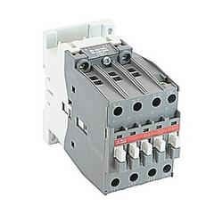 pôle 3, 60 amp, irréversible sur le contacteur de ligne avec bobine AC 400-415V et 1 contact auxiliaire NF