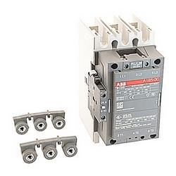 pôle 3, 275 amp, irréversible sur le contacteur de ligne avec bobine AC 208V et 1 n'et 1 contacts auxiliaires NC