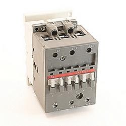 pôle 3, 70 amp, usage général évalué, UA 75 capacitif commutation contacteur avec un 110-120V AC nominale bobine