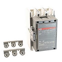 pôle 3, amp 250, irréversible sur le contacteur de ligne avec 48-130V bobine AC/DC avec 1 non et 1 contacts auxiliaires NC