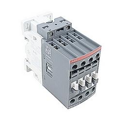 pôle 4, 45 amp, irréversible sur le contacteur de ligne avec bobine AC/DC 100-250V et sans contacts auxiliaires
