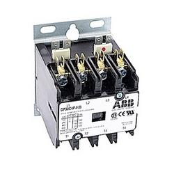 pôle 4 amp 30, contacteur de fin définitive, irréversible, bobine AC 24V, plaque de montage standard de l'industrie, en vrac