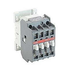 pôle 3, 25 amp, n'irréversible sur le contacteur de ligne avec bobine AC 277V et 1 aucun contact auxiliaire