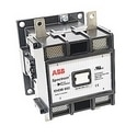 2 pole, 2 NO, plus 1 NO and 1 NC auxiliary contacts, 650 amp, DC drive, dynamic breaking contactor, with a 120V AC coil