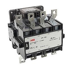 4 pole, 250 ampères, à travers le contacteur de ligne avec 120 volts bobine et 1 n'et 1 contacts auxiliaires NC