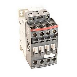 pôle 4, 25 amp, irréversible sur le contacteur de ligne avec 24-60V AC et bobine DC 20-60V et sans contacts auxiliaires