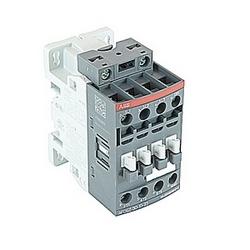 pôle 3, 25 amp, n'irréversible sur le contacteur de ligne avec bobine AC/DC 100-250V et 1 aucun contacts auxiliaires