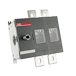 pôle 2, 600 ampères, évalués à 600 V AC, UL 98, ouvrir non thermocollant sectionneur