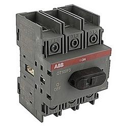 pôle 3, 100 a évalué à 600 V ca, UL 98, sectionneur ouvert non thermocollant, pack de 25 interrupteurs en vrac