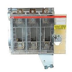 pôle 3, 400 a évalué à 600 V ca, UL 98, bride exploité sectionneur fusible ouvert pour une utilisation avec le type de fusible J