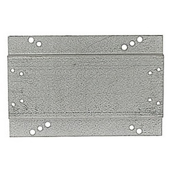 Adapter plate with mounting holes for EH150, EH160, EH175, EH210 and EG150 old contactors to A185 and A210 new contactors