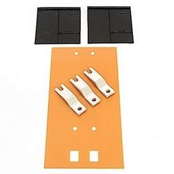 Unité d'assemblage assemblage vertical entre A145, A185, AF145, AF185 contacteurs et T4 MCCB/MCP