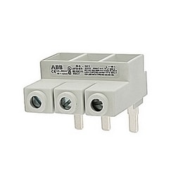 108 amp 3-phase feeder terminals for use on MS 45x manual motor protectors