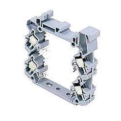 Series 10,000, jumper with 8 screws and 4 holes