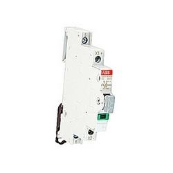 nominale d'amp 16 250 V AC, bouton-poussoir lumineux E217 vert avec 1NO contacts