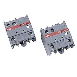 Normally Closed DB kit with 300V contact rating, including 1 NO auxiliary contact