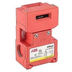 Languette de verrouillage Interrupteur de sécurité avec connecteur M20, 2 NC et 1 contacts NO et aucune touche
