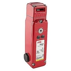 Solénoïde de verrouillage de sécurité de verrouillage bascule avec garde à 2000N