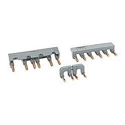 Kit de connexion delta Wye pôle 3 AF26 (Z) - 30, AF30 (Z) - 30 ou AF38 (Z)-30 ligne contacteurs; AF26 (Z) AF30 (Z) - 30 - 30 ou AF38 (Z) - 30 contacteurs delta et AF26 (Z) - 30, AF26 (Z) - 30 ou AF26 (Z) - 30 un court-circuit contacteurs (wye)