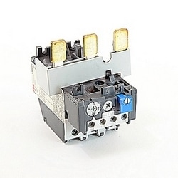 3 pole thermal overload relay with 36-52 amp setting range