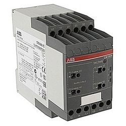 Insulation monitoring relay for ungrounded 0-400V AC and 0-600 V DC systems with a maximum leakage capacitance of 20 microfarads and 24-240V AC/DC control supply voltage