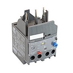 3 pole electronic overload relay with 0.30-1.00 amp setting range