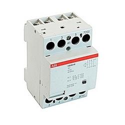 3 pole electronic overload relay with 0.8-2.7 amp setting range