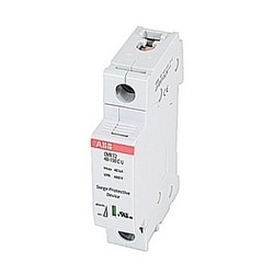 Single pole OVR DIN rail surge protection device with a surge capacity of 40 kA and maximum voltage of 320V