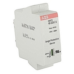 OVR surge protection device replacement cartridge to be used with part number OVR23N40320PTSU, 40 kA, 320V