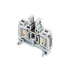 D4/8.ADO IDC borniers repiquage - gris, RatedCrossSection de 4mm, 8mm espacement TH 35 à 7,5, TH 35-15 Rail
