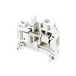 D6/8.ADO3 IDC Terminal Blocks - Feed-through - Grey,4mm RatedCrossSection, 8mm Spacing TH 35-7.5, TH 35-15 Rail