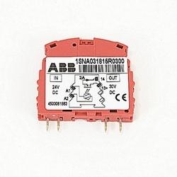 2 Amp, 24V DC output optocoupler.