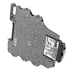 R500, 5,08 mm de large, module d'optocoupleur 24 V DC avec vis de serrage connexions et un 1 ampli état solide puissance nominale