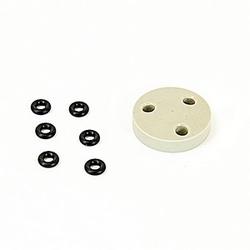 Plaque de distance pour électrodes de 3 bars