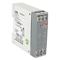Liquid level monitor with 110-130 V AC rated control supply voltage, low level control