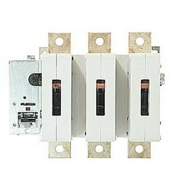 pôle 3, 400 ampères, évalués à 600 V AC, UL 98, ouvrir non thermocollant côté commande sectionneur