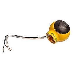 Safeball JSTD1-E avec 2 aucun interrupteurs indépendants, maximales de charge de 30 V DC - 2 a résistif et un câble de 200mm de long