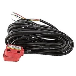 Magnetic non-contact safety switch with 2 NC and 1 NO contacts