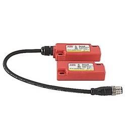 Interrupteur de sécurité sans contact magnétique avec câble QC et 2 NC et 1 pas de contacts