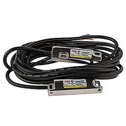 Commutateurs de sécurité sens 10Z magnétique sans contact, en acier inoxydable avec 5m câble et 2NC et 1NO contacts