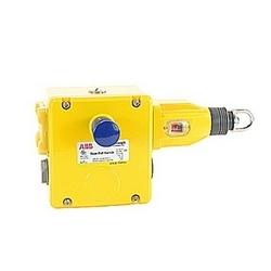 Interrupteur à tirette sécurité corde robuste avec connecteur NPT et 4 NC et 2 pas de contacts
