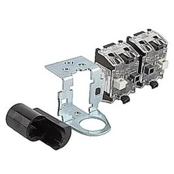 Auxiliary contact block two normally open and two normally closed for non-fusible and fusible disconnect switches