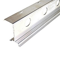 2 meter extruded aluminum prepunched mounting rail
