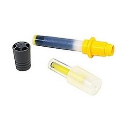 Black 0.35mm disposable plotter ED ink pen.