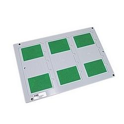 Tapez les plaques d'appui 21 SPRC pour ABB MC grâce à des marqueurs de PA.