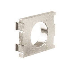 MOS Passthrough Module, 1.5 Units High, Ivory