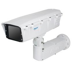 Fortifiée série haute température caisson avec 1,2 mpx IXE-10LW Low Light, Wide Dynamic IP Camera, objectif, 15-50 mm 90-240 V AC alimentation
