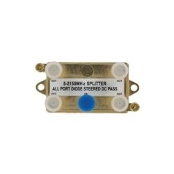1 x 4, répartiteur passif TV/CATV, aucun support (2,05 GHz)