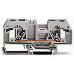 TERMINAL BLOCK SPRING 16MM    600V/65A/24-6 AWG             GRAY
